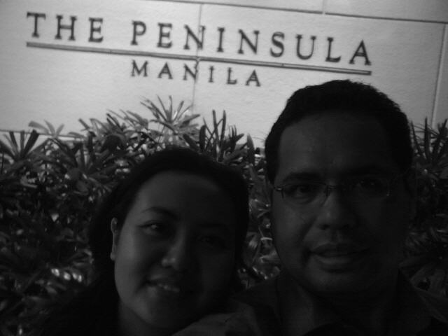 JM n 2Tea @ The Peninsula Manila